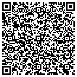 QR-код с контактной информацией организации БСА, ООО