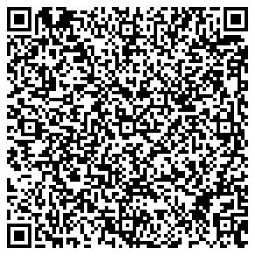QR-код с контактной информацией организации ЛИДЕР-ПЕРСОНАЛ, ООО