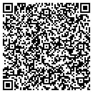 QR-код с контактной информацией организации НВ СТУДИО