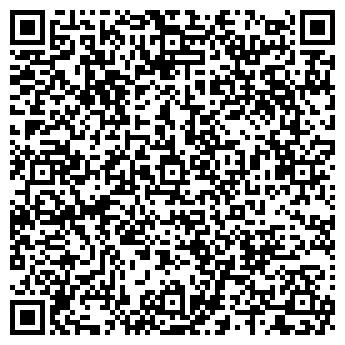QR-код с контактной информацией организации НП НЕВСКИЙ ФОНД