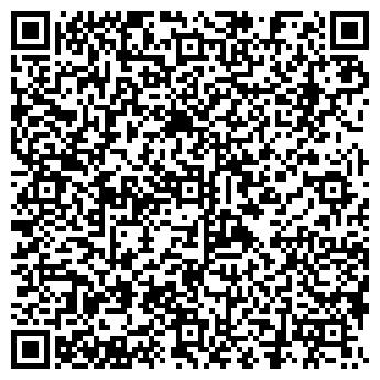 QR-код с контактной информацией организации ATLANT ТИПОГРАФИЯ
