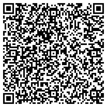 QR-код с контактной информацией организации КОММЕРЦТРИО, ООО