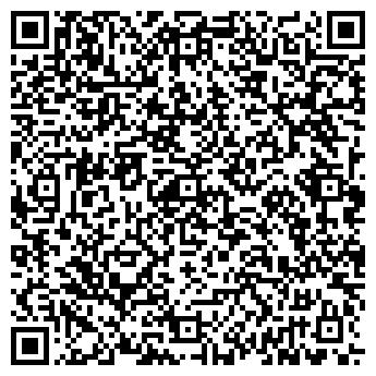 QR-код с контактной информацией организации РОЗОВ, ЧП