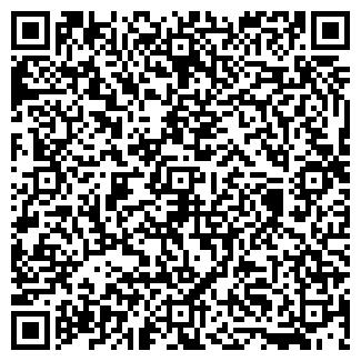 QR-код с контактной информацией организации ООО ТРИ С