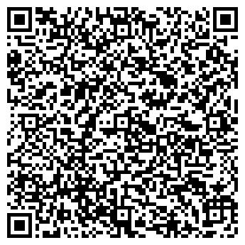 QR-код с контактной информацией организации БЭБИ-МАРКЕТ