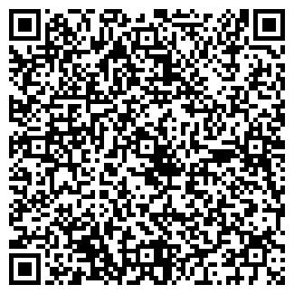 QR-код с контактной информацией организации ЗВЕЗДА КЛУБ