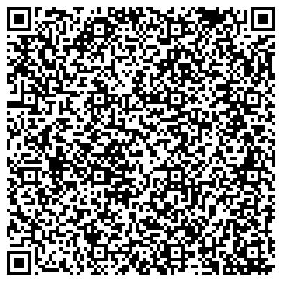 QR-код с контактной информацией организации ИЖОРЕЦ ДЕТСКИЙ СПОРТИВНО-ОЗДОРОВИТЕЛЬНЫЙ КОМПЛЕКС ШКОЛА КАРТИНГА