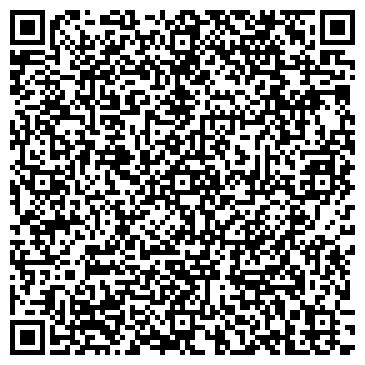 QR-код с контактной информацией организации КУРСЫ АНГЛИЙСКОГО ЯЗЫКА КДЦ ИЖОРСКИЙ