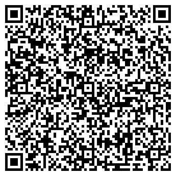 QR-код с контактной информацией организации АВТОКОЛОННА № 1989