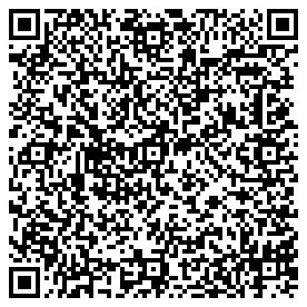 QR-код с контактной информацией организации ГАЗТУРБО, ЗАО