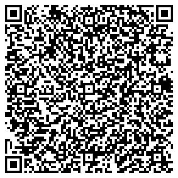 QR-код с контактной информацией организации МЕГАТЕХ ИНЖИНИРИНГ