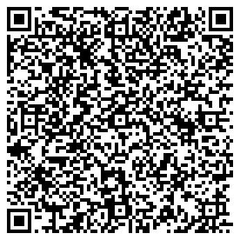 QR-код с контактной информацией организации ШТОРМ, ЗАО