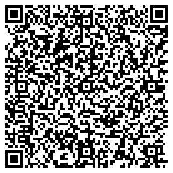 QR-код с контактной информацией организации ТРИКС, ОАО