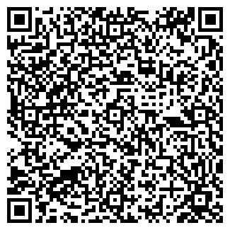 QR-код с контактной информацией организации АЛИЯТ