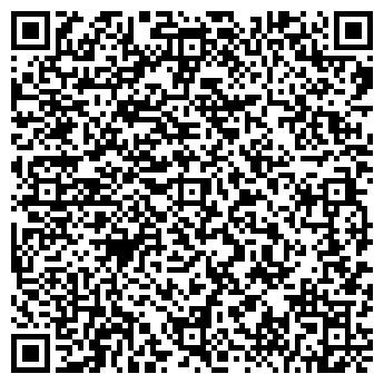 QR-код с контактной информацией организации Все для свадьбы