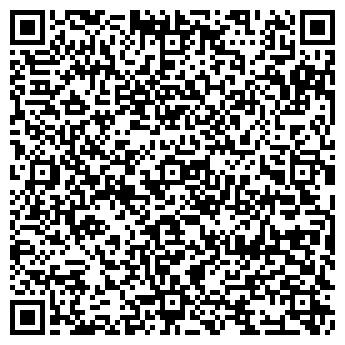 QR-код с контактной информацией организации САКУРА САЛОН ЦВЕТОВ