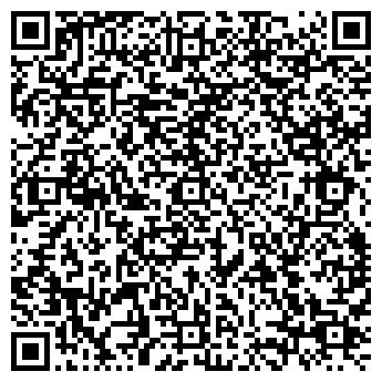 QR-код с контактной информацией организации РЕСТО