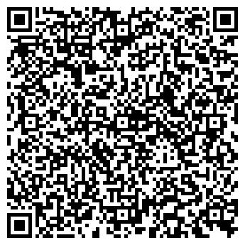QR-код с контактной информацией организации НАРОДНЫЙ ТК
