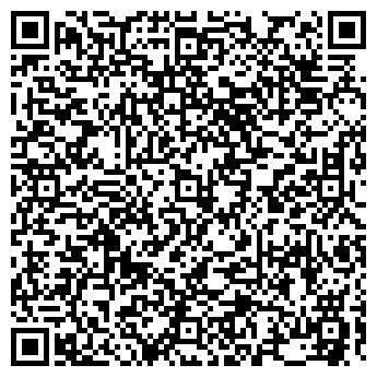 QR-код с контактной информацией организации РЖЕВСКИЙ УНИВЕРМАГ