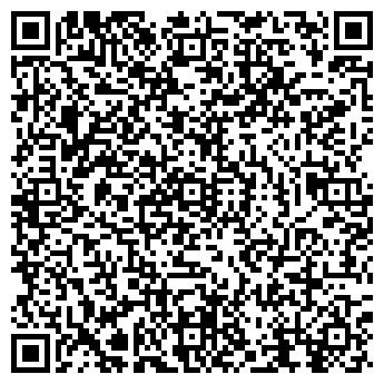 QR-код с контактной информацией организации ABC PLUS