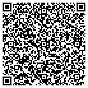 QR-код с контактной информацией организации ФИТНЕС-МАТЕРИК
