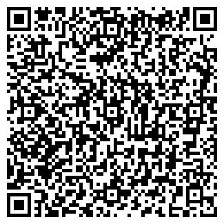 QR-код с контактной информацией организации МЕТЭКС ЗАО