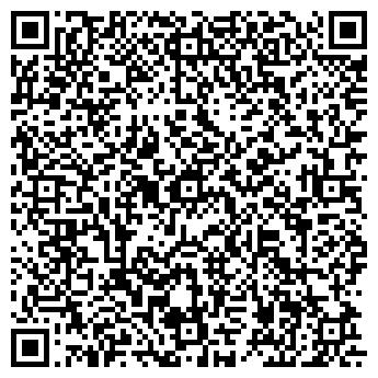 QR-код с контактной информацией организации МИЛАН, ООО