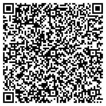 QR-код с контактной информацией организации ГИПЕС, ЗАО
