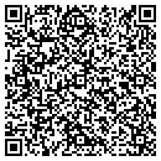 QR-код с контактной информацией организации ЗАО ЛЕАНТО