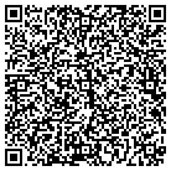QR-код с контактной информацией организации ПОЖАРНЫЙ ФРОНТ