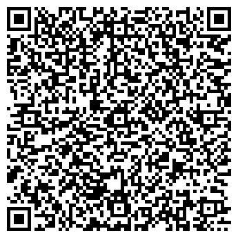 QR-код с контактной информацией организации АНЕГА ТД +