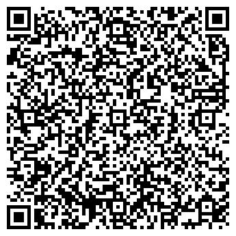 QR-код с контактной информацией организации МЕТИЗЫ ГТК