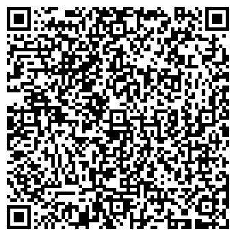 QR-код с контактной информацией организации АБАМЕТ, ЗАО