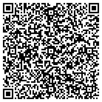 QR-код с контактной информацией организации АЛМ-СЕРВИС