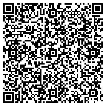 QR-код с контактной информацией организации АГС БАЛТИКА ПЛЮС