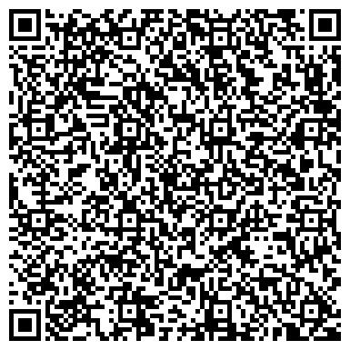 QR-код с контактной информацией организации ИНТЕРСЕРТ КОНСАЛТИНГ САНКТ-ПЕТЕРБУРГ