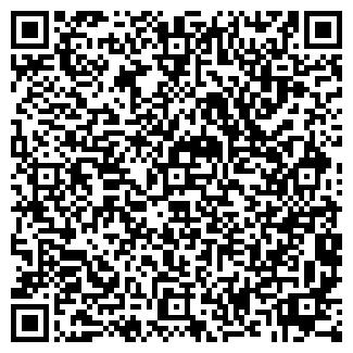 QR-код с контактной информацией организации ООО БРИЗ