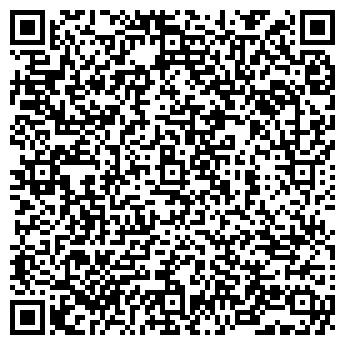 QR-код с контактной информацией организации СЕВЕРО-ЗАПАД