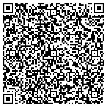 QR-код с контактной информацией организации ПЕТЕРБУРГ-ДОРСЕРВИС, ЗАО