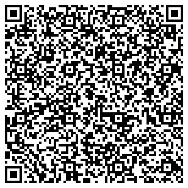 QR-код с контактной информацией организации САН-ГОБЭН ИЗОВЕР ПРЕДСТАВИТЕЛЬСТВО В КАЗАХСТАНЕ И СРЕДНЕЙ АЗИИ