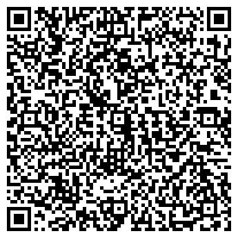 QR-код с контактной информацией организации АСБИС НОРД