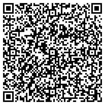 QR-код с контактной информацией организации ЭЛЕКТРОСКАНДИЯ, ЗАО