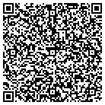 QR-код с контактной информацией организации НТК СПБ, ООО
