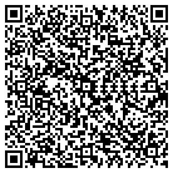 QR-код с контактной информацией организации АГНИ ЛТД