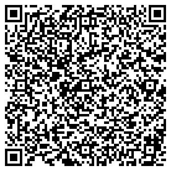 QR-код с контактной информацией организации ДЮША