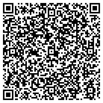 QR-код с контактной информацией организации ИВАНОВКА УНИВЕРСАМ