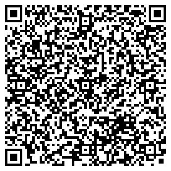 QR-код с контактной информацией организации КЛУБУК, ООО