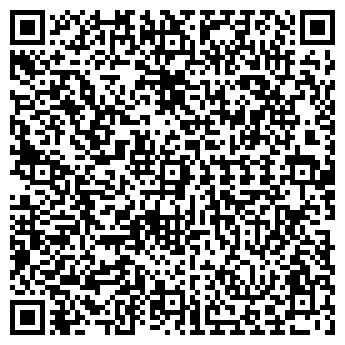 QR-код с контактной информацией организации БОРУС, ООО
