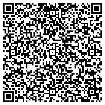 QR-код с контактной информацией организации ALEX FITNESS