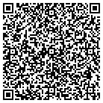 QR-код с контактной информацией организации THE TUNNEL